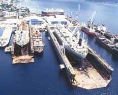 Adriatic Shipyard Bijela Serbia - Montenegro