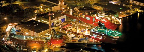 Vard Group AS Shipbuilding Norway