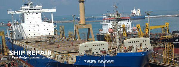 Onomichi Colombo Dockyard PLC. Sri Lanka