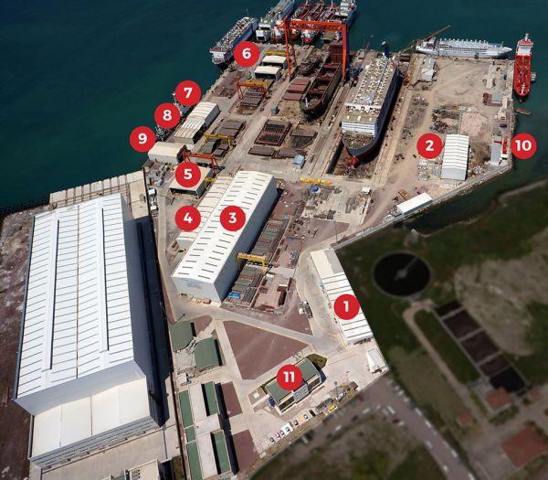 Sefine Shipyard Turkey