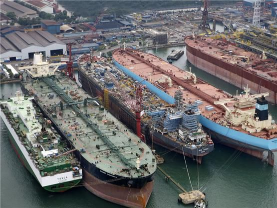 Keppel Shipyard Limited  (Singapore Tuas Yard)