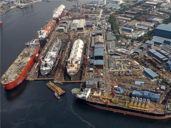 Keppel Shipyard Limited  (Singapore Benoi Yard)