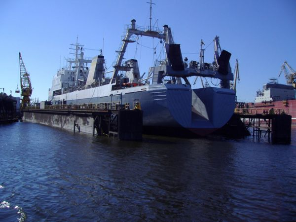 Morska Stocznia Remontowa Gryfia S.A. Poland