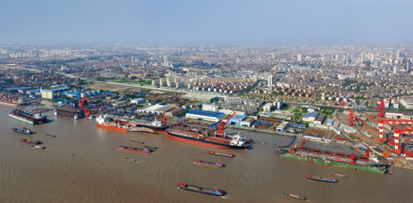 COSCO Nantong Shipyard