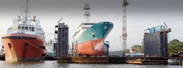 CARENA Shipyard Abidjan Ship Repairs