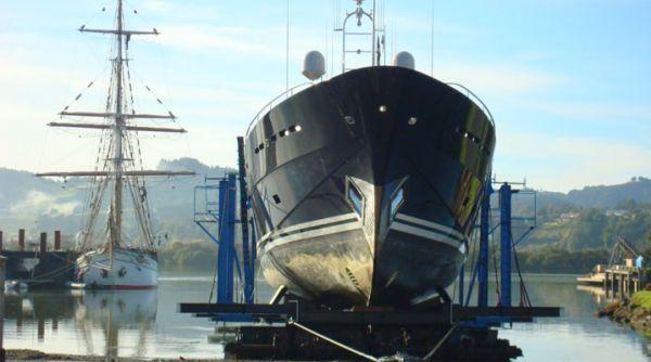 Oceania Marine's Shipyards New Zealand