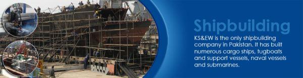 Karachi Shipyard & Engineering Works Limited Pakistan