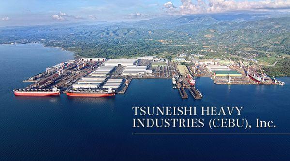 TSUNEISHI HEAVY INDUSTRIES Cebu In. Philippines