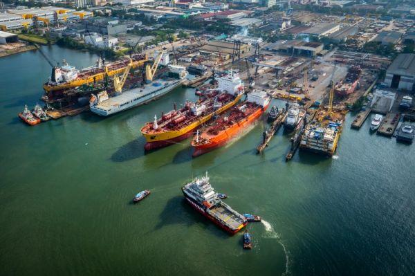 DDW-PAXOCEAN SHIPYARD Singapore