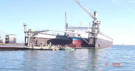 Port Said Shipyard (PSS) Egypt