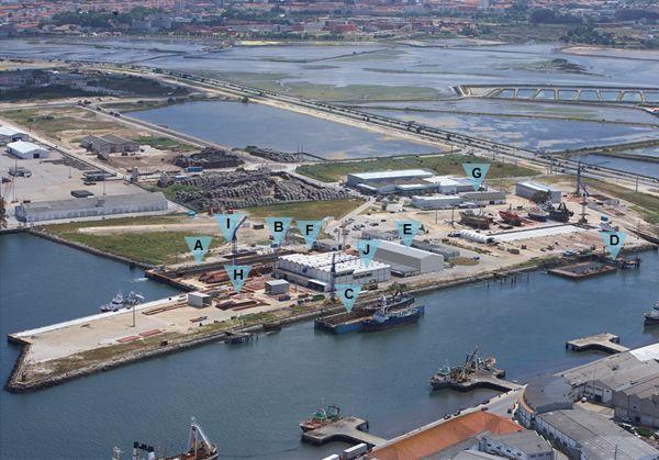 NAVALRIA Shipyard Portugal