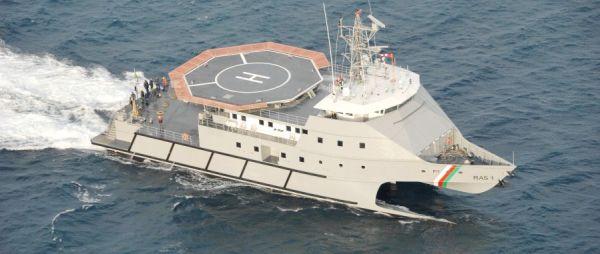 Intermarine Rodriquez Cantieri Naval Italy