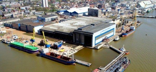 Western Baltija Shipbuilding BLRT Grupp Lithouania
