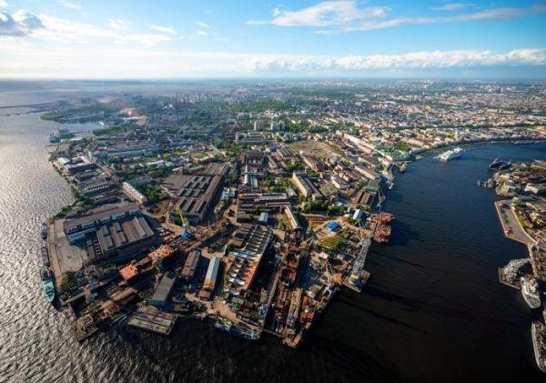 Baltic Shipyard Shipbuilding Russia