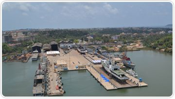Goa Shipyard Limited (GSL)  India