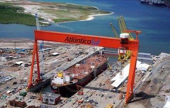 Atlantico Sul Shipyard