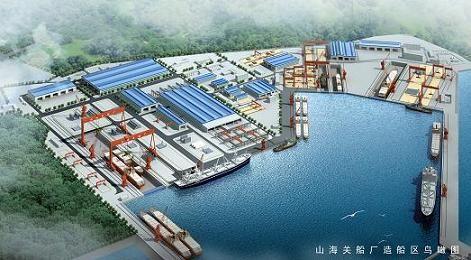 SHGSIC Shanhaiguan Shipbuilding Industry Co