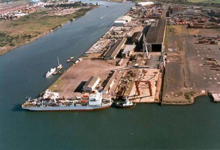 Southern African Shipyards (Pty) Ltd