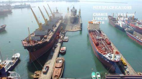 Torlak Shipyard Tuzla Turkey