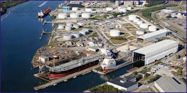 Tampa Ship, LLC Usa Shipyards