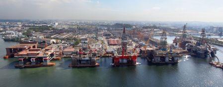 Sembcorp Marine Jurong Shipyard Pte Ltd. Singapore