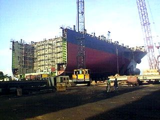 PT Karimun Sembawang Shipyard, Indonesia