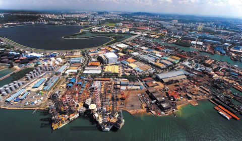 PPL Shipyard Pte Ltd. Singapore
