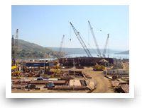 Bharati Shipyard Dabhol India