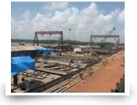 Bharati Shipyard Mangalore India