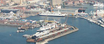 Cantieri del Mediterraneo S.p.a. Italy